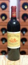Clos L'Eglise 2000 Pomerol Bordeaux Cabernet Merlot